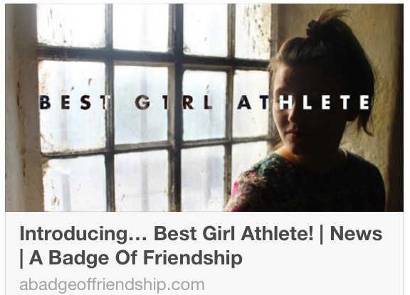 Download Best Girl Athlete album track 'Talk' for free