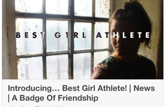 Download Best Girl Athlete album track 'Talk' for free